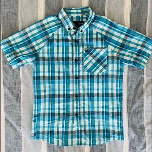 Hurley collar shirt
